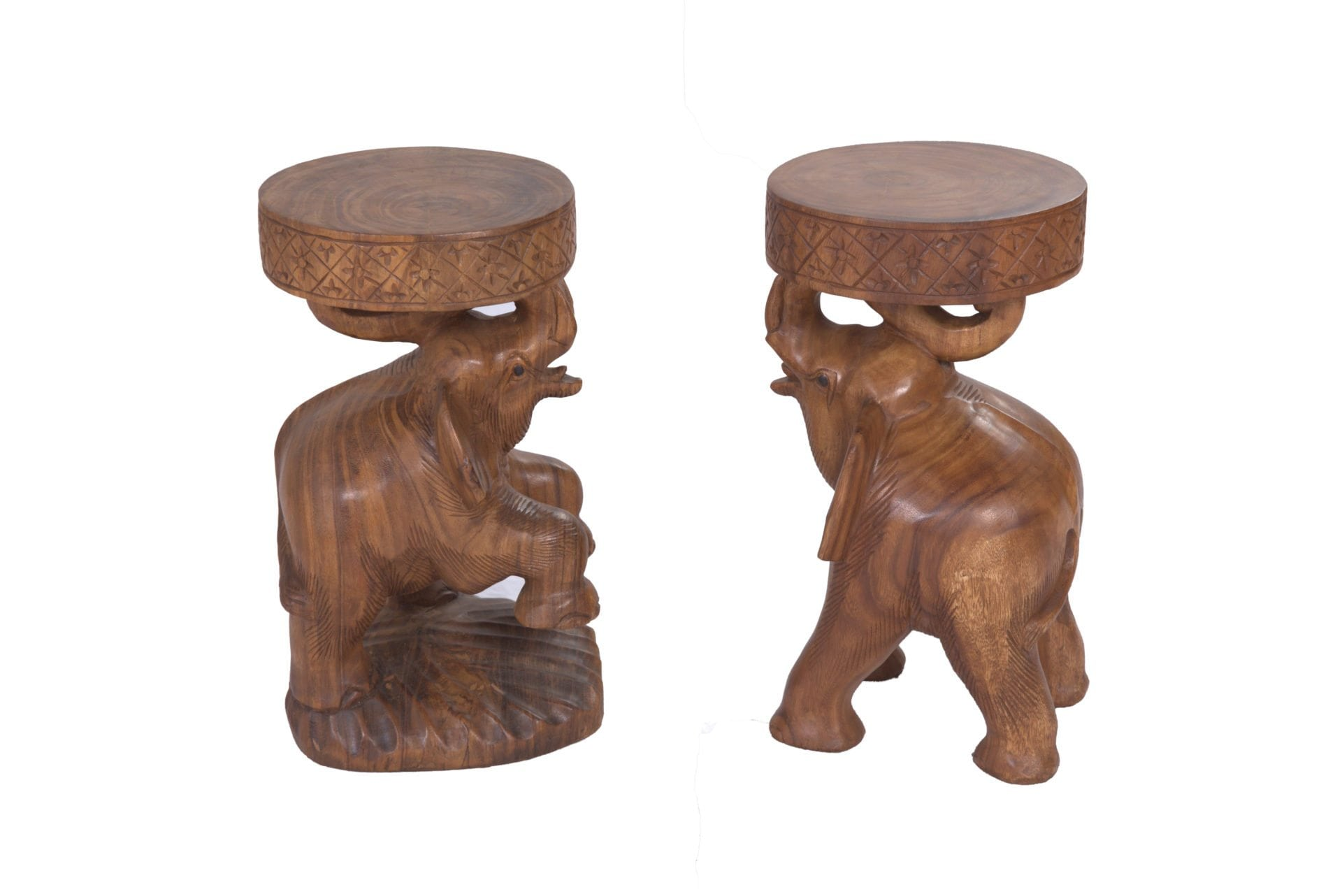 Elephant Twist Stool