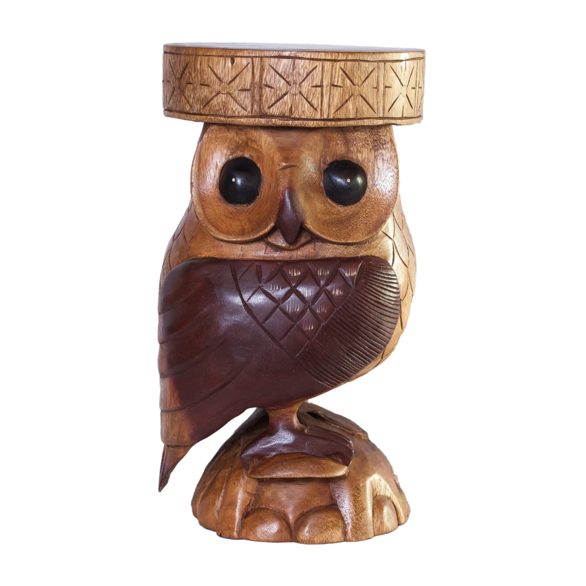 ceramic today product owl home stool green overstock com free garden shipping