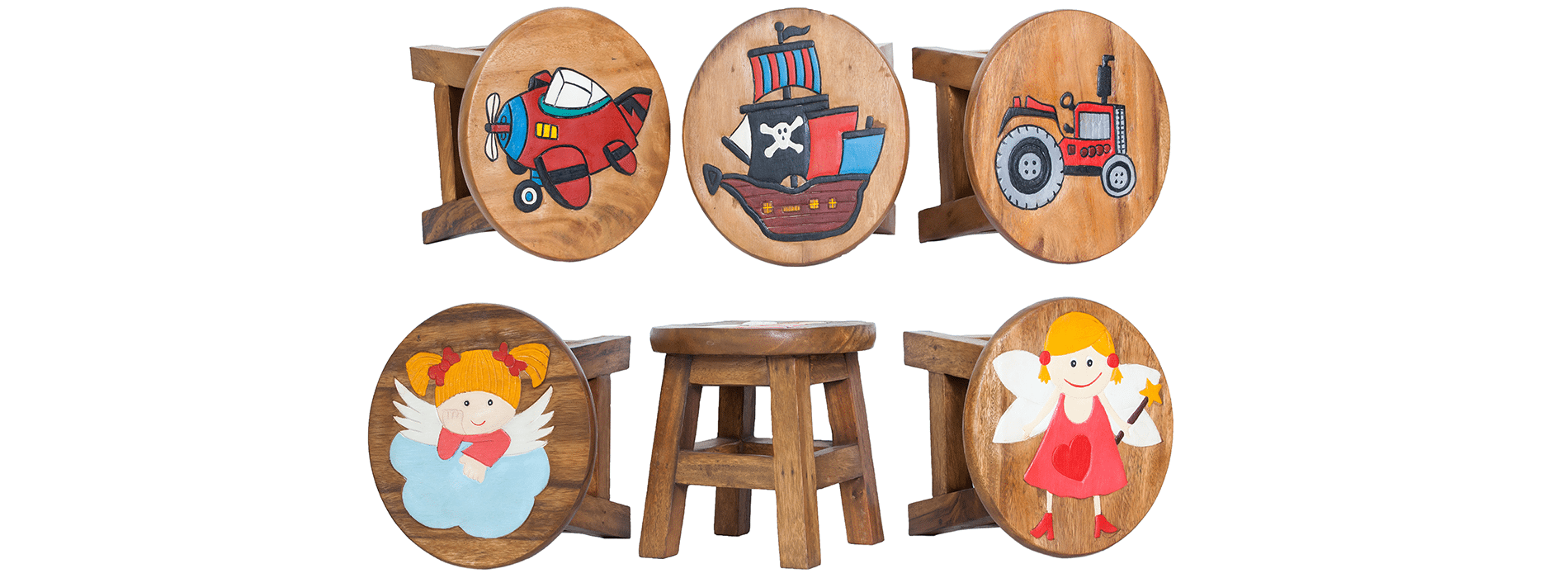 Wholesale Childrens Wooden Stools Order Direct From
