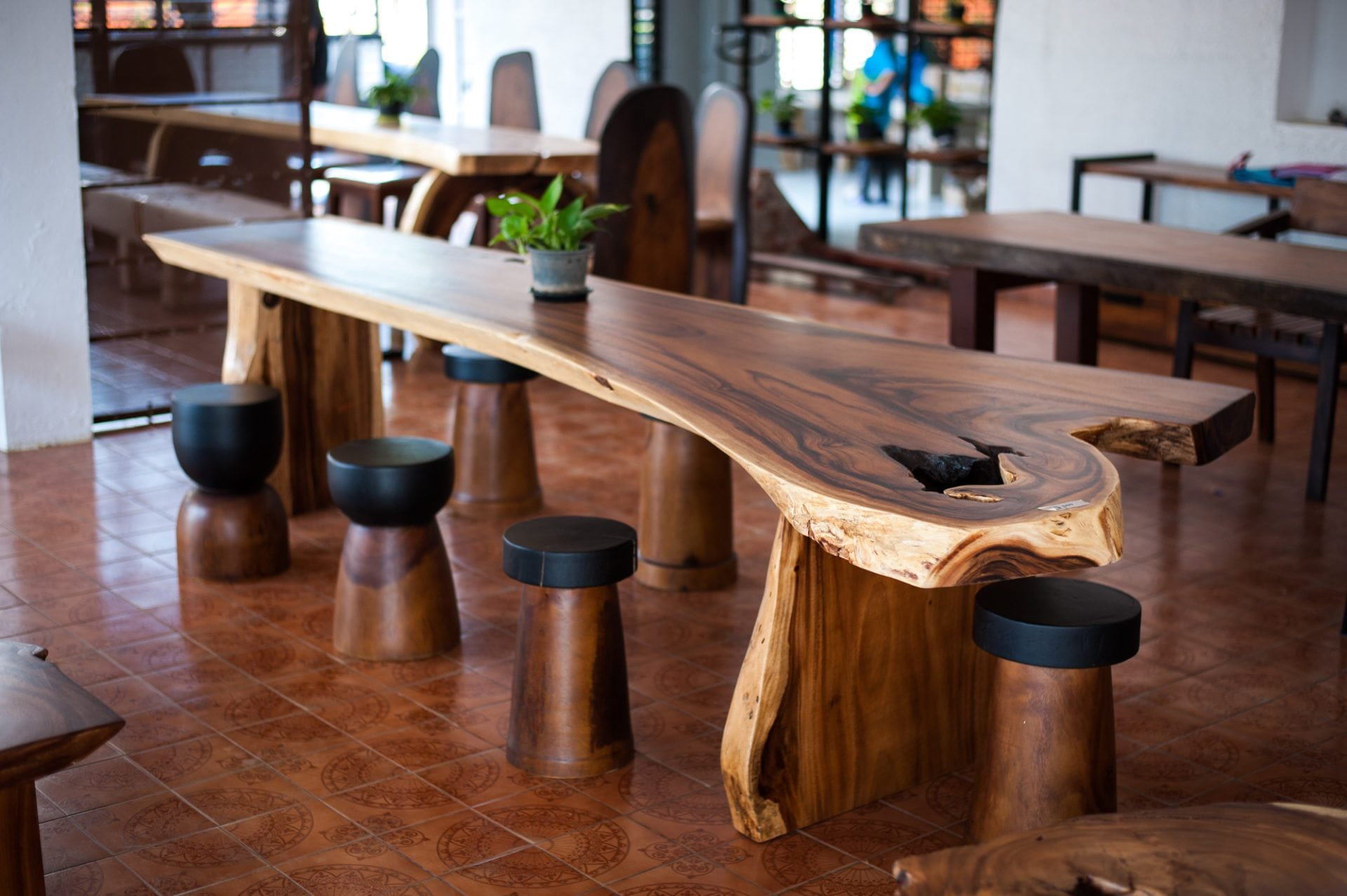 Dining Table Monkey Pod Furniture