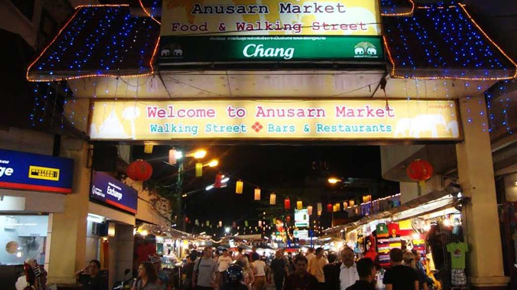 Wholesale Handicraft Markets in Chiang Mai Part 1: Anusarn Market, Night Bazaar
