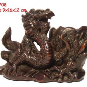 Chinese Resin Figurines
