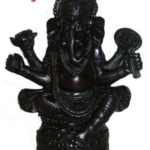 Ganesha Resin Figurines
