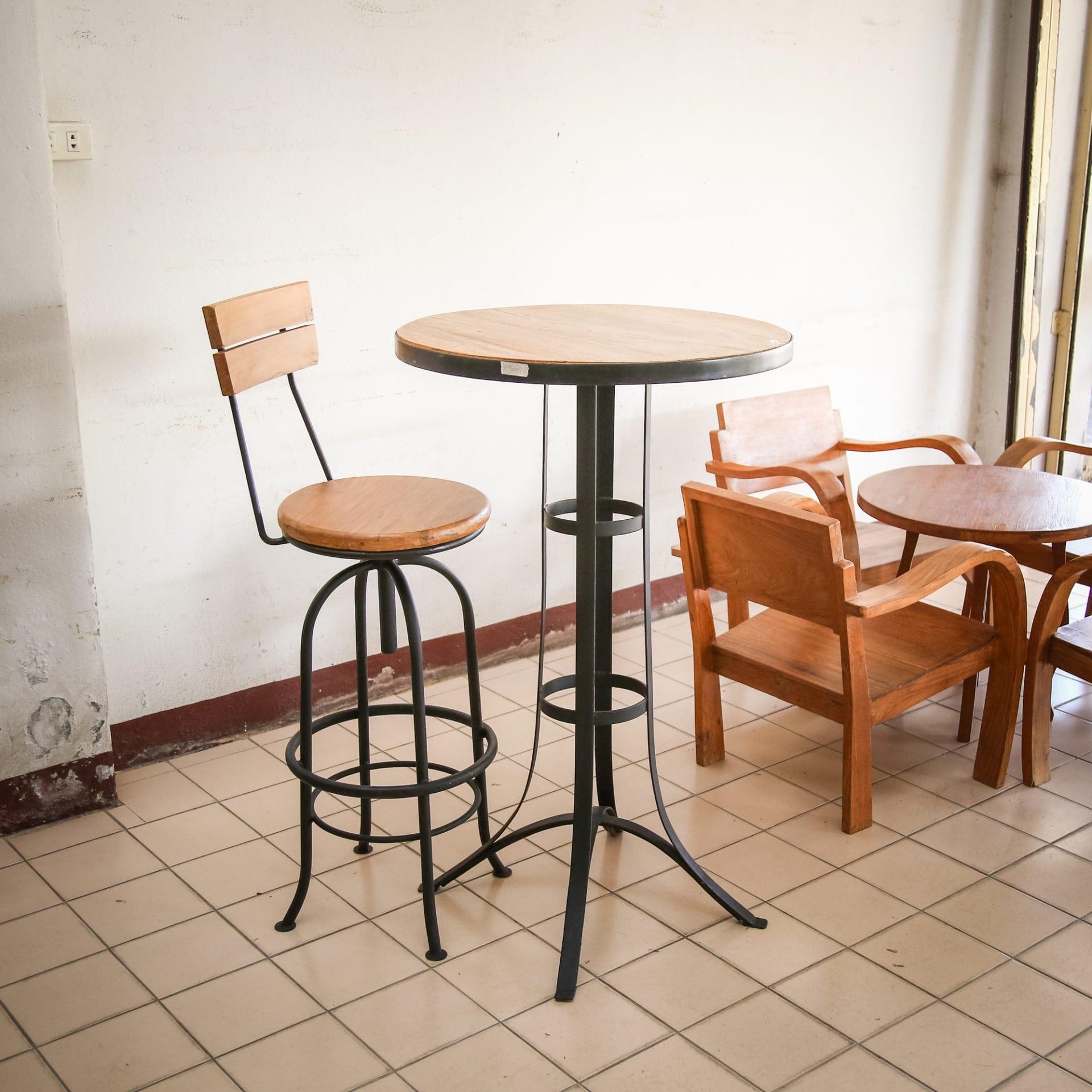 Bar Table Pn 001 Monkeypod Asia