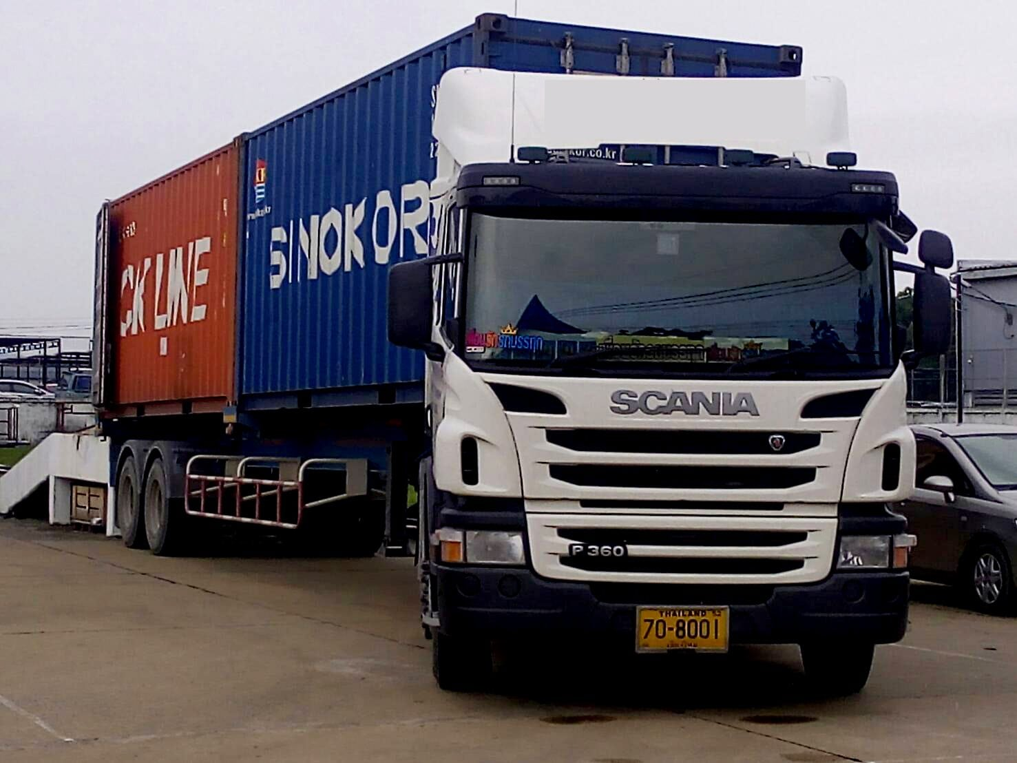 shipping company Chiang Mai