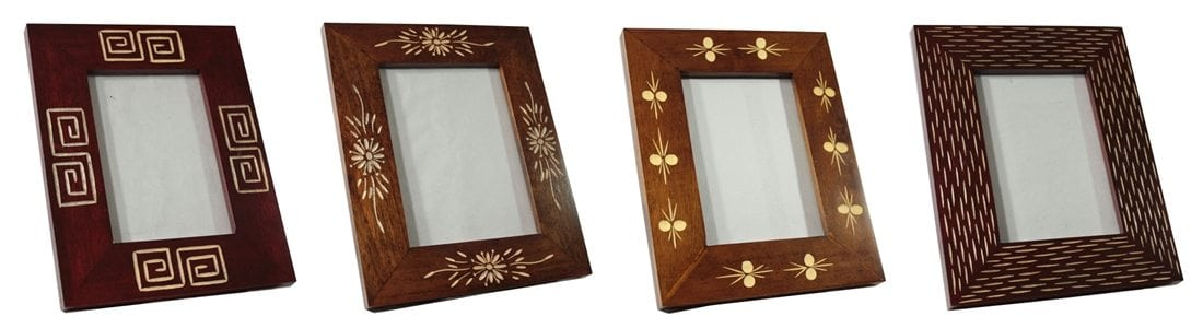 Mango Wood Photo Frame
