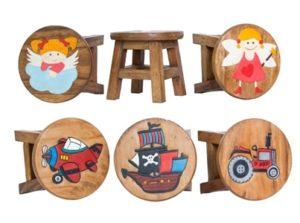 Astonishing Wholesale Childrens Wooden Step Stools Monkeypod Asia Short Links Chair Design For Home Short Linksinfo