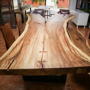 Chiang Mai handicrafts Wholesale Suar wood Bench and Dinning Table