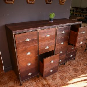 Chiang Mai handicrafts Wholesale Suar wood Cabinet