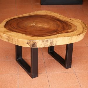 Thailand handicrafts Wholesale Suar wood Coffee Table