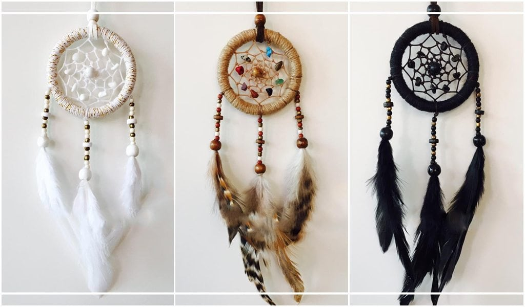Earth Tone Dream Catcher