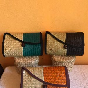 Chiang Mai handicrafts Wholesale Bamboo Handbag