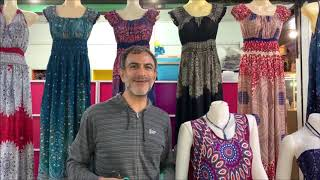 Chiang Mai Wholesale Clothing Supplier & Manufacturer in Market