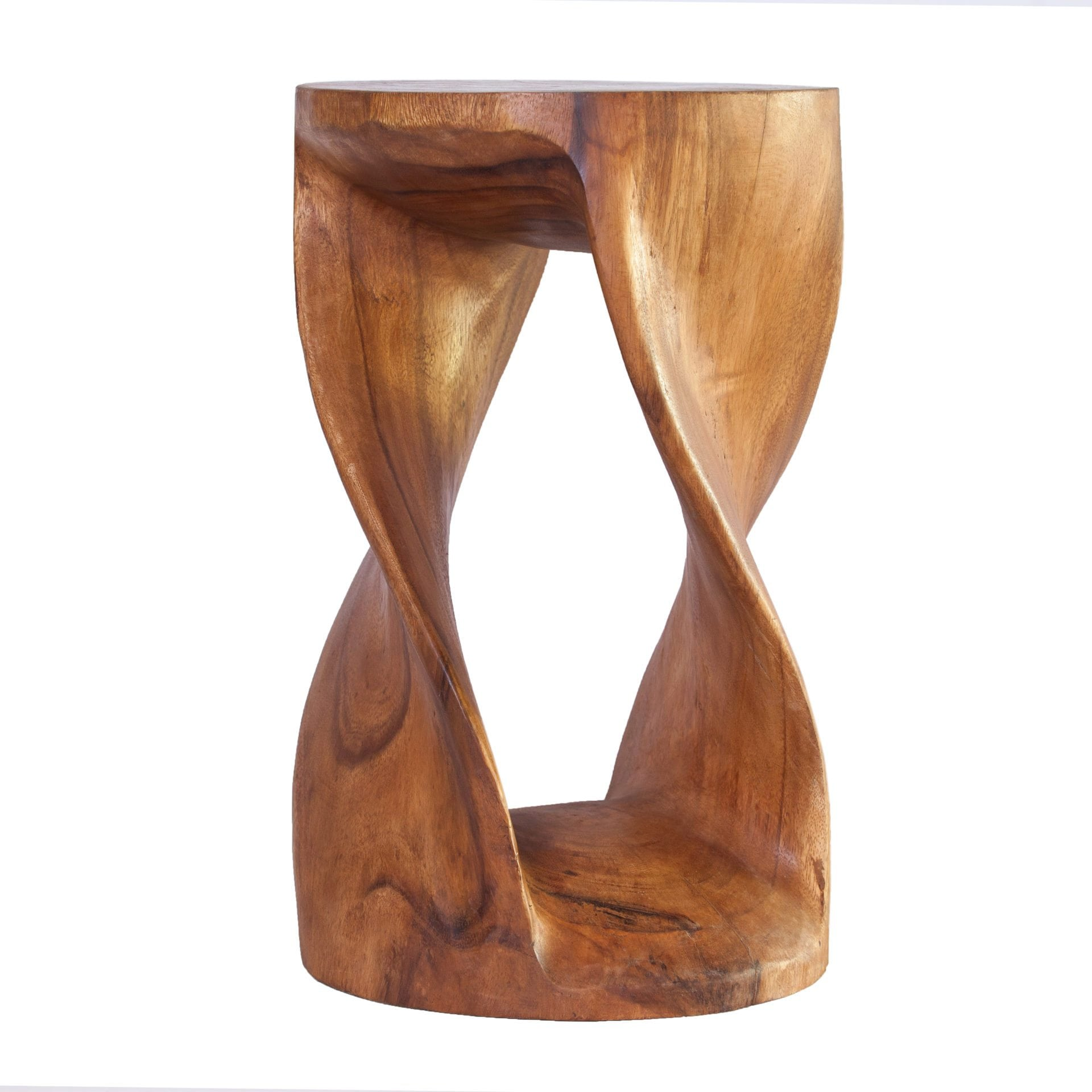 Twist Stools Wood Carving Whole Direct From