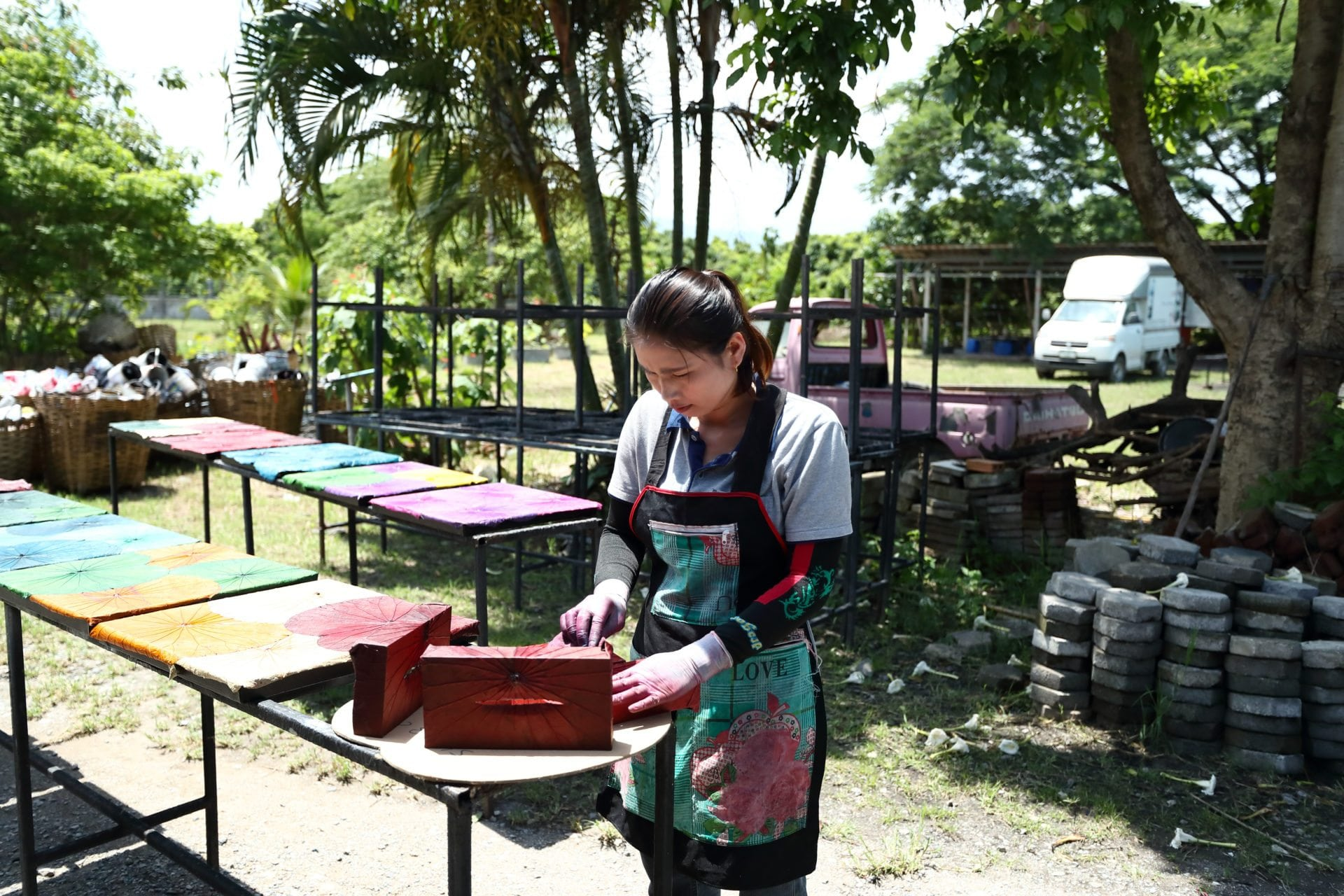 The Role of Ethical Trade in Today's Thai Handicraft Production