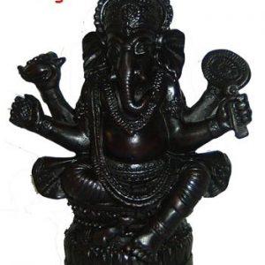 Ganesha Resin Figurines
