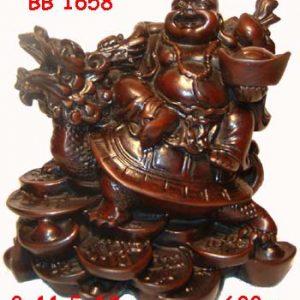 Laughing Buddha Resin Figurines