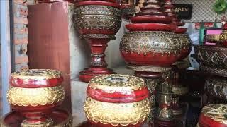 Baan Tawai Handicraft Supplier of Thai Traditional Trays