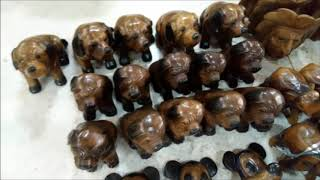 Wood Carving Animals Wholesale from Chiang Mai and Our Quality Control Process