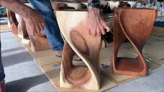 Twist Stool Wholesale Supplier and the Two Best Color Choices