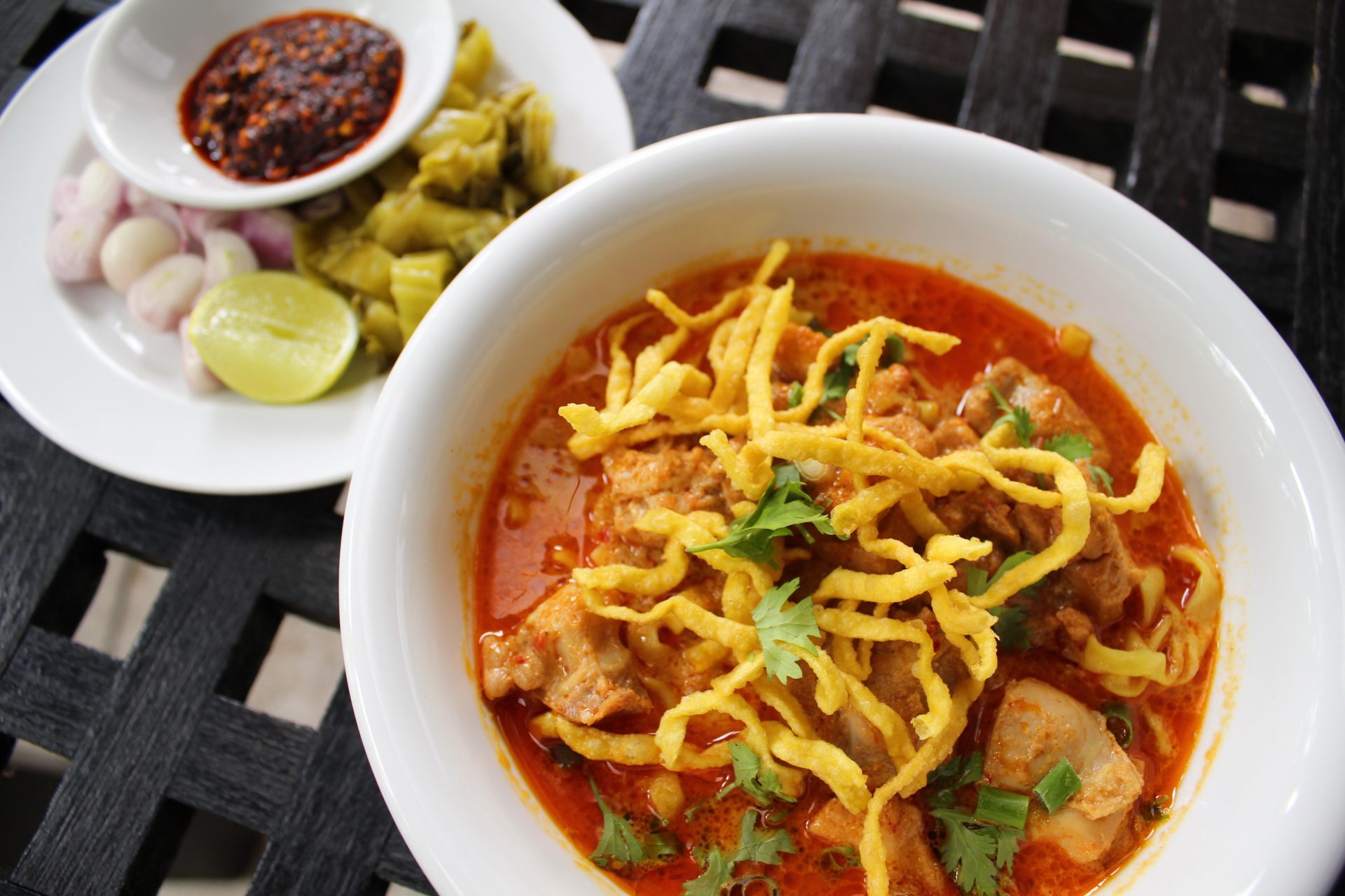 The Best Khao Soi Noodles Restaurant in Chiang Mai